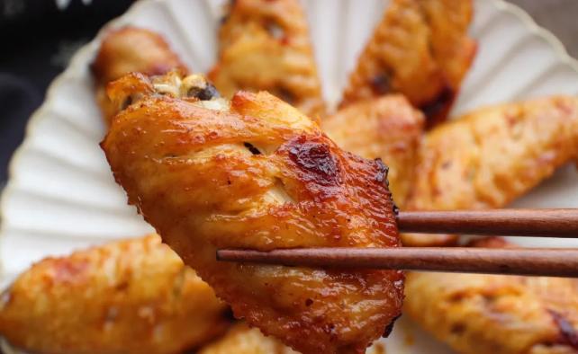 常见的烤鸡翅做法(二)